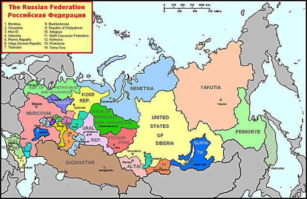 The russian federation more