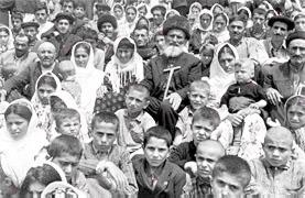 Centenarians in Lerik - Azerbaijan