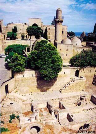 Lista del Patrimonio Mundial. 84_361_shirvanshah