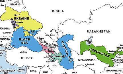 kazakhstan georgia relationship