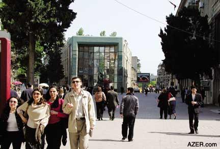 Azerbaijan Cinema