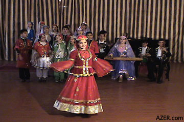 Azerbaijani folk music